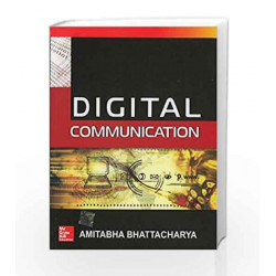 DIGITAL COMMUNICATION by Amitabha Bhattacharya Book-9780070591172