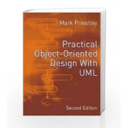 PRACTICAL OBJECT ORIENTED DESIGN WITH UML by Mark Priestley Book-9780070598775