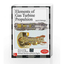 Element Gas Turbine Propulsion by Jack Mattingly Book-9780070606289