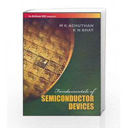 Fundamental of Semiconductor Devices by M Achuthan Book-9780070612204