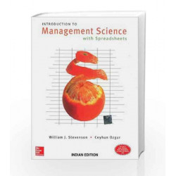 Introduction to Management Science by William Stevenson Book-9780070616059