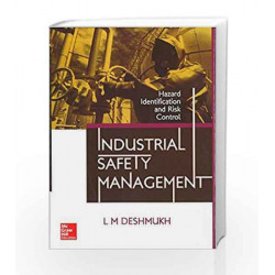 Industrial Safety Management by L M Deshmukh Book-9780070617681