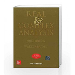 Real and Complex Analysis by Walter Rudin Book-9780070619876