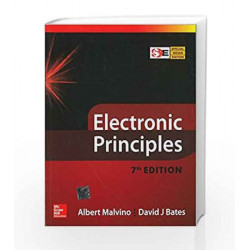 Electronic Principles (SIE) by Albert Malvino Book-9780070634244