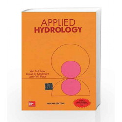 Applied Hydrology by Ven Chow Book-9780070702424