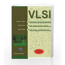 VLSI Design Techniques for Analog and Digital Circuits by Randall Geiger Book-9780070702486