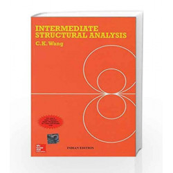 Intermediate Structural Analysis by  Book-9780070702493