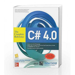 C 4.0 The Complete Reference by  Book-9780070703681