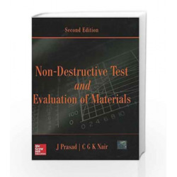 Non-Destructive Test and Evaluation of Materials by  Book-9780070707030