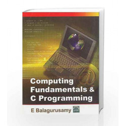 Fund Of Comp & Prog (updt Ed Sem. I, Au) by E. Balagurusamy Book-9780070708013