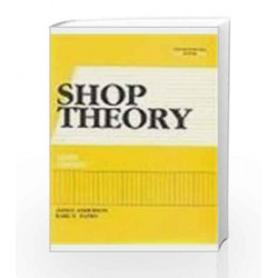 Shop Theory by  Book-9780070992108