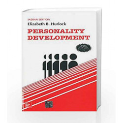 PERSONALITY DEVELOPMENT: by Elizabeth Hurlock Book-9780070993600