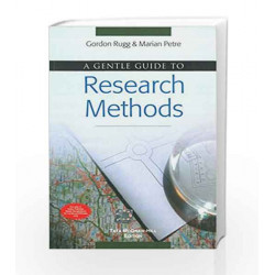 A Gentle Guide to Research Methods by  Book-9780071067942