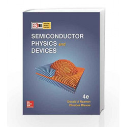 Semiconductor Physics and Devices (SIE) by Donald Neamen Book-9780071070102