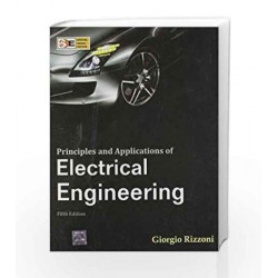 Principles and Applications of Electrical Engineering (SIE) by Giorgio Rizzoni Book-9780071072496