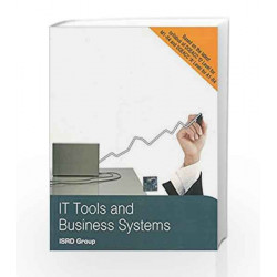 It Tools and Business Systems by Isrd Group Book-9780071077712