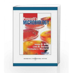 Prescott's Microbiology by Joanne Willey Book-9780071313674