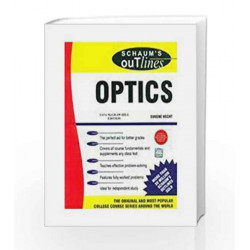 Optics (Schaum's Outline Series) by Eugene Hecht Book-9780071321167