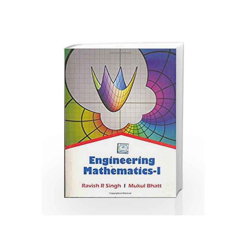Engg Mathematics I AU2011 by Ravish Singh & Book-9780071329972
