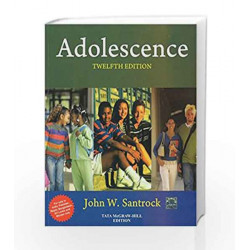 Adolescence by John Santrock Book-9780071332743