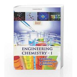 Engg Chemistry - 1 - Au - 2011 by Sivakumar Book-9780071333153