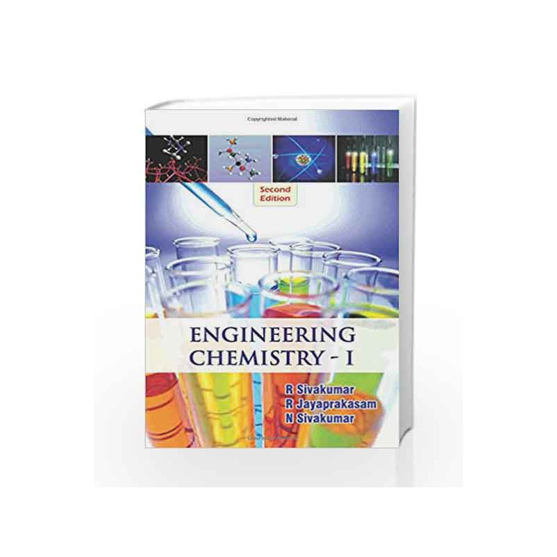 Engg Chemistry - 1 - Au - 2011 by Sivakumar Book-9780071333153