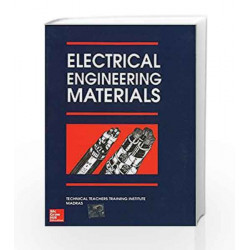 Electrical Engineering Materials by N Alagappan Book-9780074604205