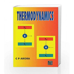 THERMODYNAMICS by C Arora Book-9780074620144