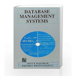 DATABASE MANAGEMENT SYSTEM by Arun Majumdar Book-9780074622391