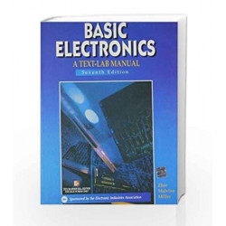 BASIC ELECTRONICS: A TEXT-LAB MANUAL by Paul Zbar Book-9780074624982