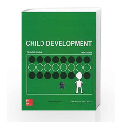 CHILD DEVELOPMENT 6E by Elizabeth B. Hurlock Book-9780074631669