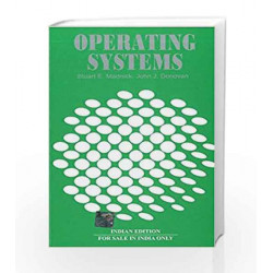 OPERATING SYSTEMS by Stuart Madnick Book-9780074632734