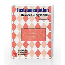 Instrumentation: Devices and Systems by C. Rangan Book-9780074633502