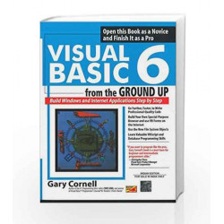 Visual Basic 6 from the Ground Up by Gary Cornell Book-9780074635575