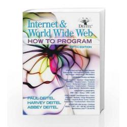 Internet and World Wide Web How To Program by Harvey & Paul) Deitel & Associates Book-9780132151009