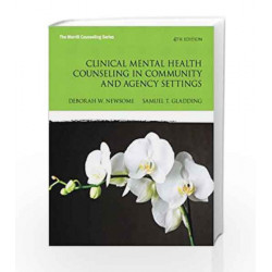 Clinical Mental Health Counseling in Community and Agency Settings (New 2013 Counseling Titles) by  Book-9780132851039