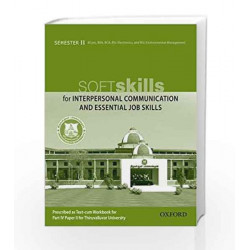 Softskills for Interpersonal Communication and Essential Job Skills by Jesudoss Jeypaul Book-9780198071037