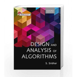 Design and Analysis of Algorithms by  Book-9780198093695