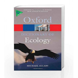 A Dictionary of Ecology (Oxford Quick Reference) by  Book-9780199567669