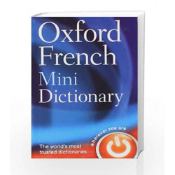 Oxford French Mini Dictionary by Oxford Dictionaries Book-9780199692644