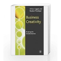 Business Creativity by  Book-9780230226630