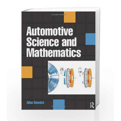 Automotive Science and Mathematics by Allan Bonnick Book-9780750685221