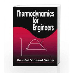 Thermodynamics for Engineers (Mechanical and Aerospace Engineering Series) by  Book-9780849302329
