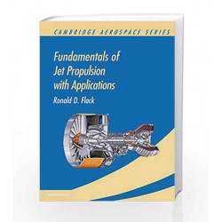 Fundamentals of Jet Propulsion with Applications South Asian Edition by Flack Book-9781107646872