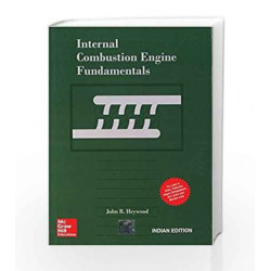 Internal Combustion Engine Fundamentals by John Heywood Book-9781259002076