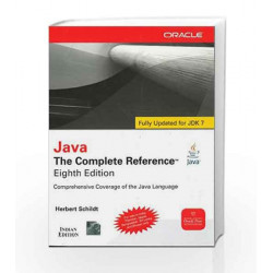 Java The Complete Reference, 8th Edition by  Book-9781259002465