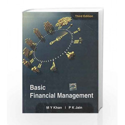 Basic Financial Management by M Y Khan Book-9781259004636