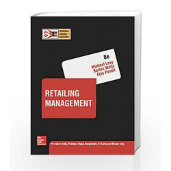 Retailing Management by Michael Levy Book-9781259004742