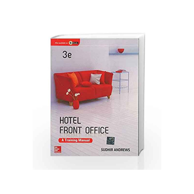 Hotel Front Office: A Training Manual by Andrews Book-9781259004971