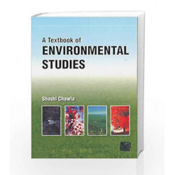 A Textbook of Environmental Studies by Shashi Chawla Book-9781259006388